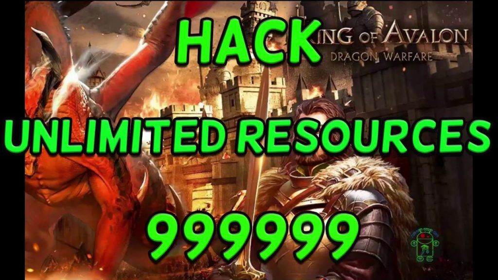 New Hack For King of Avalon Dragon Warfare Gold and Iron Cheats