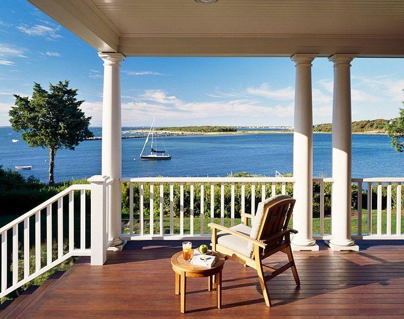 Уютные веранды и террасы с видом на океан | Дизайн|Все ...