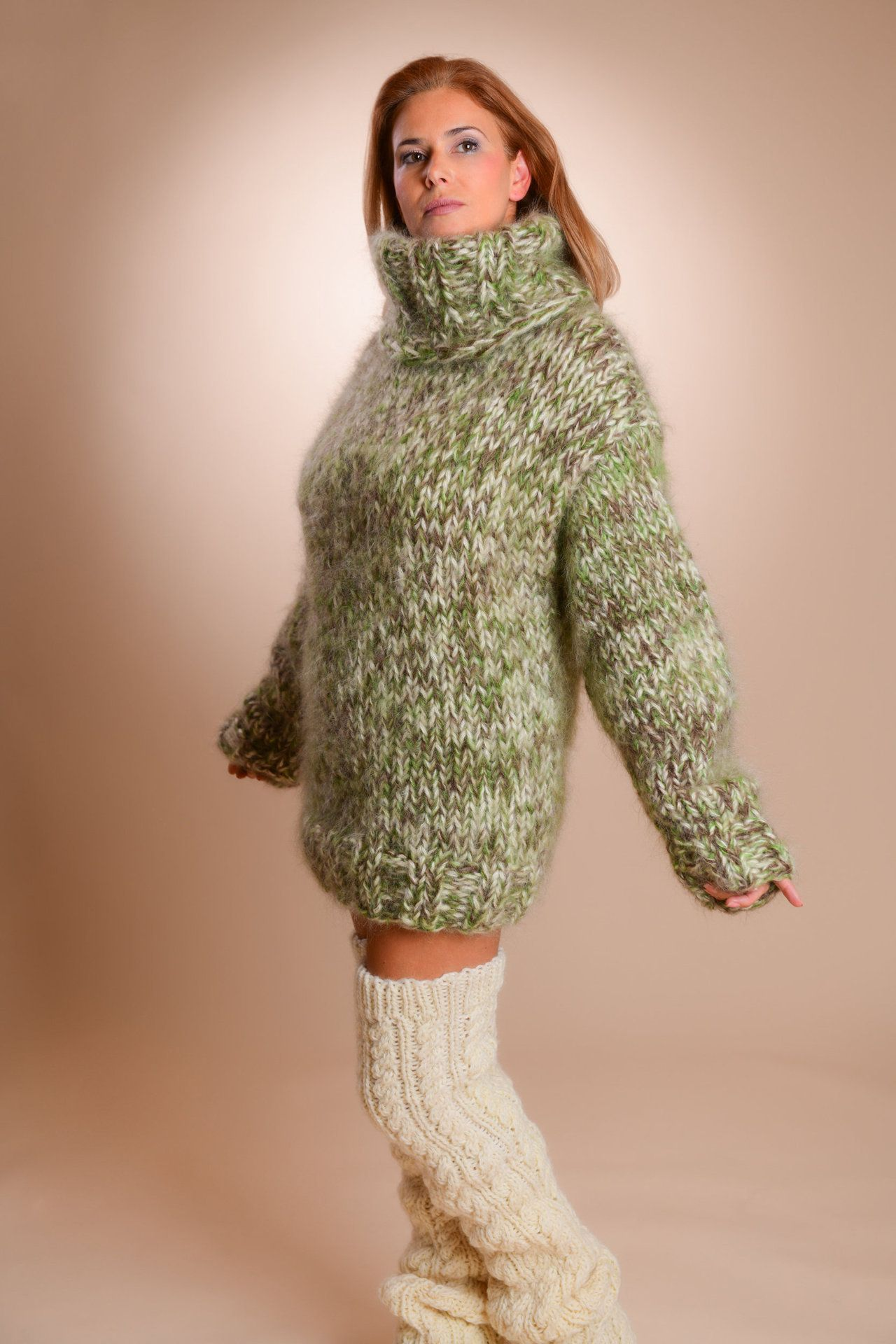 fetish mohair sweater