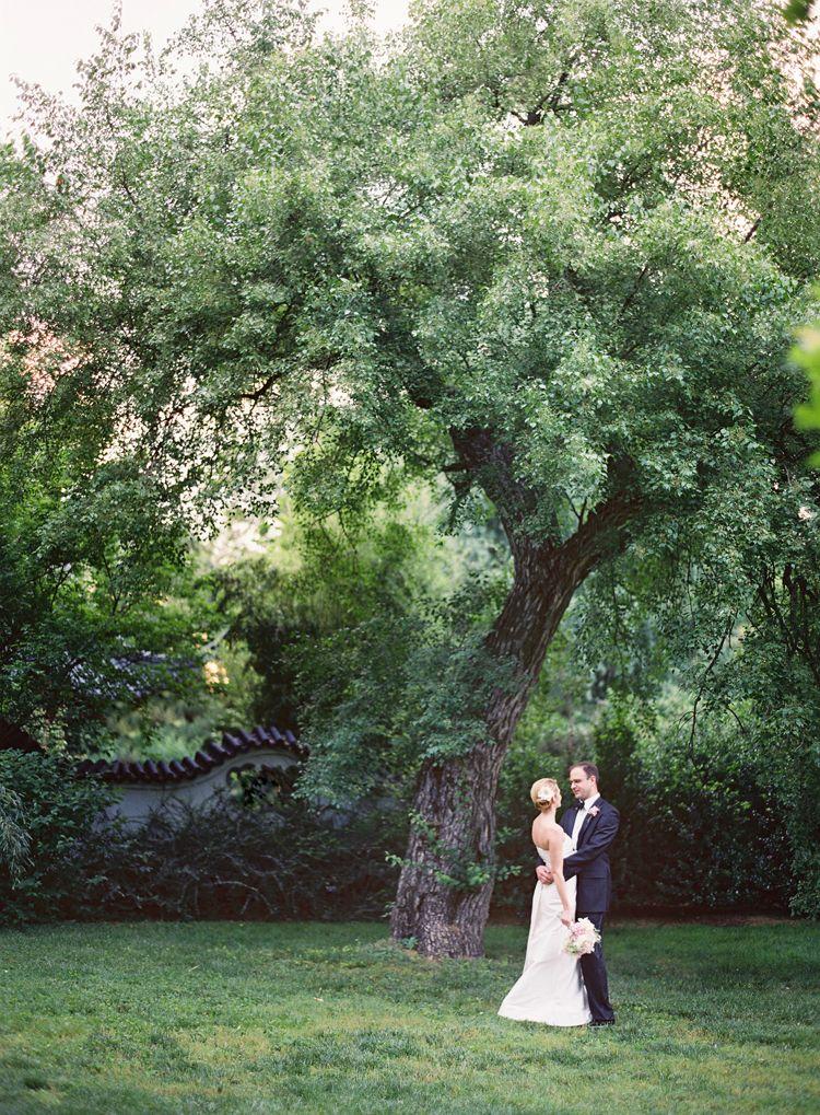 missouri botanical garden wedding clary photo 1
