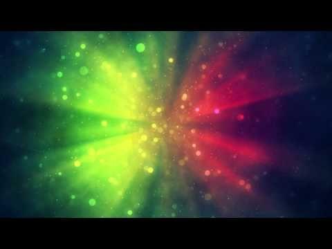 Free Moving Background Colorful Burst Motion