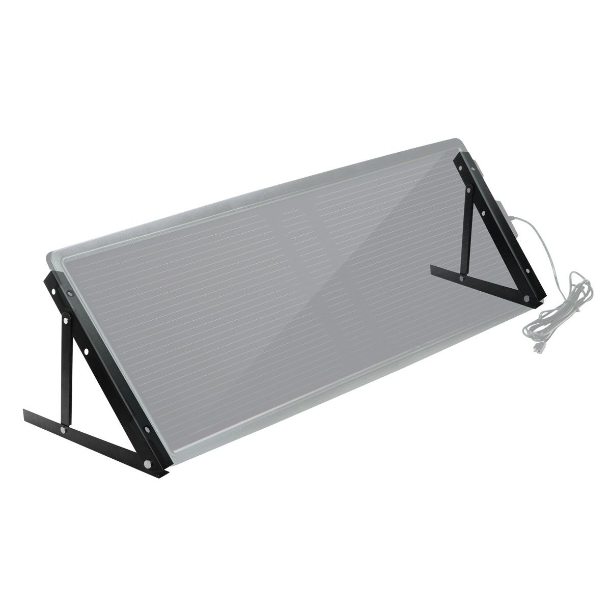Solar Panel Angle: Thunderbolt Magnum Solar 68698 Solar Panel Frame Mounting