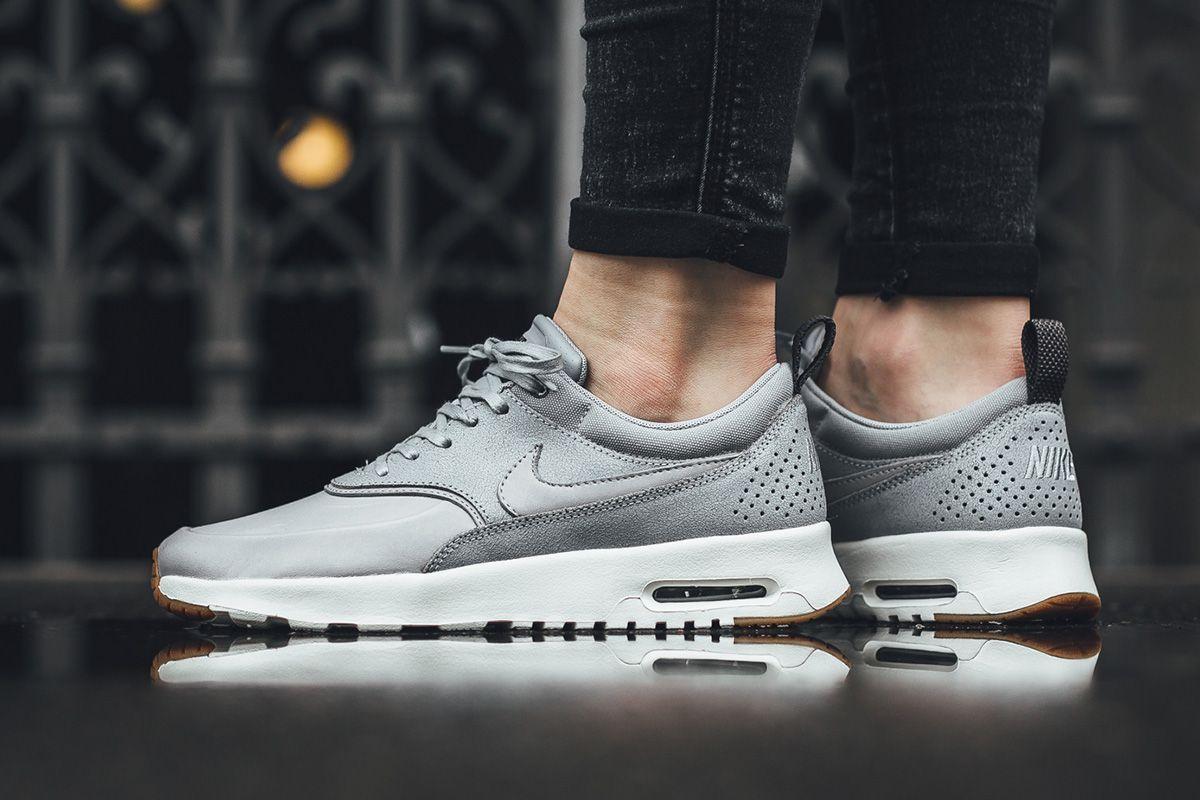 nike thea premium grey