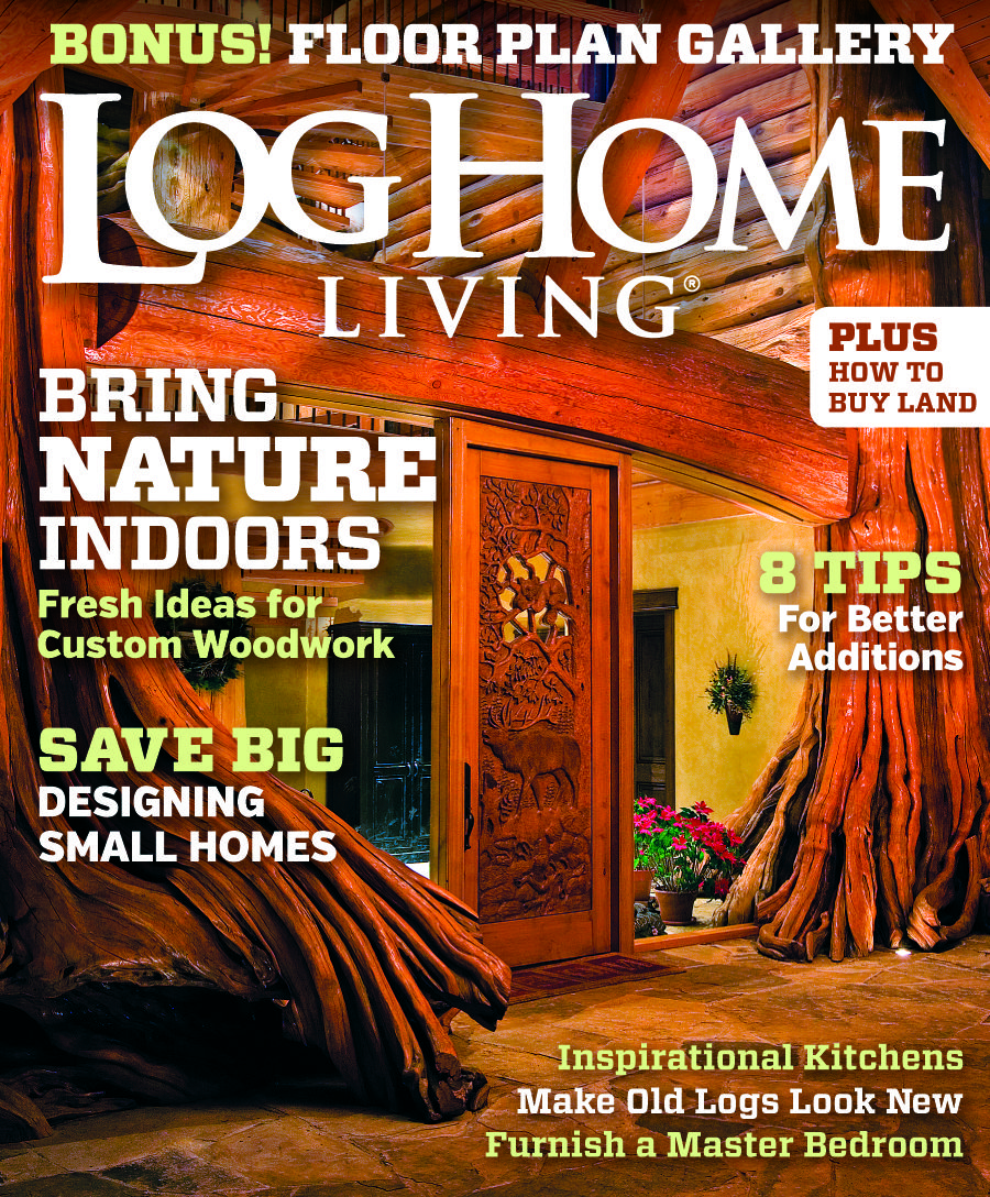 digital editions of log home living | logs and digital
