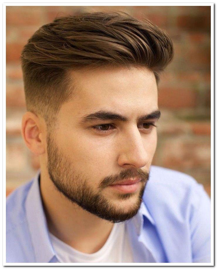 23 Best Short Haircuts For Men 00005 In 2020 Beard Styles Short Men Haircut Styles Mens Haircuts Short