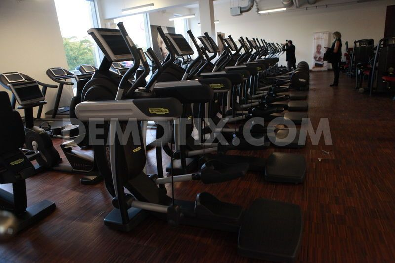 Madonnas Hard Candy Fitness Club Inaugurated In Berlin Fitness Club Technogym Madonna