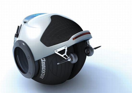 The Hornet Electric superbike Liam Ferguson