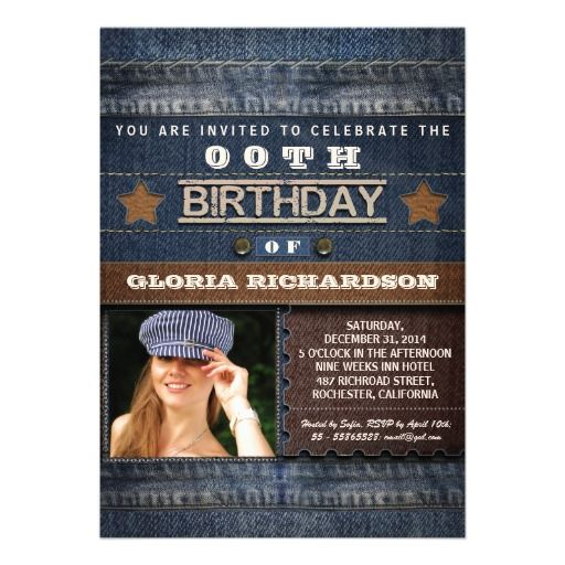Sweet 16th Birthday Party Invitations Or 18 For Girls And Boys