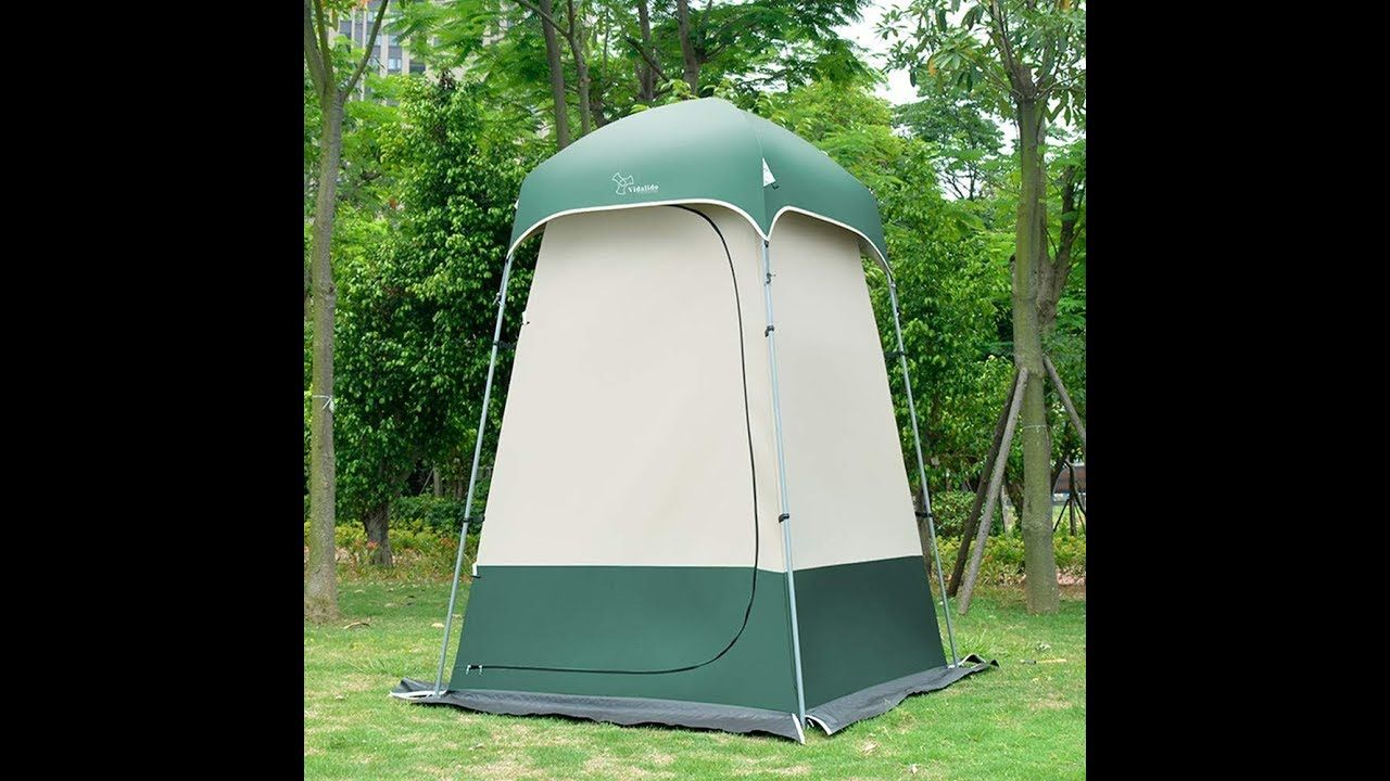 Vidalido Outdoor Shower Tent Changing Room Privacy