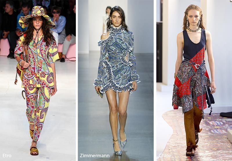 ad00b98f06 Spring/ Summer 2019 Print Trends | SS19 | Fashion, Spring, Spring summer