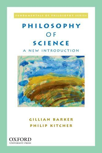 Amazon Com Philosophy Of Science A New Introduction Fundamentals Of Philosophy Series 9780195366198 Gillian Bar Philosophy Of Science Science Philosophy