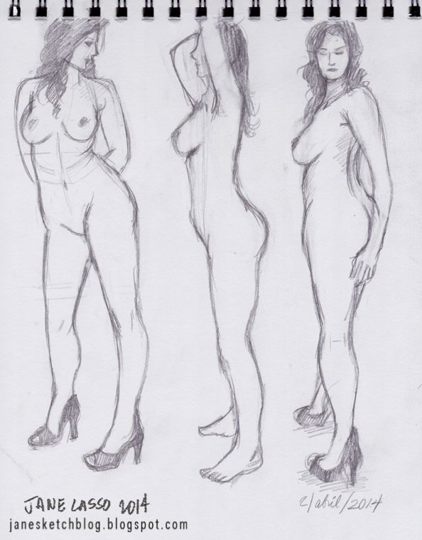Dibujo De Mujer Desnuda Sketches Dibujo Mujer Desnudos Y Dibujos