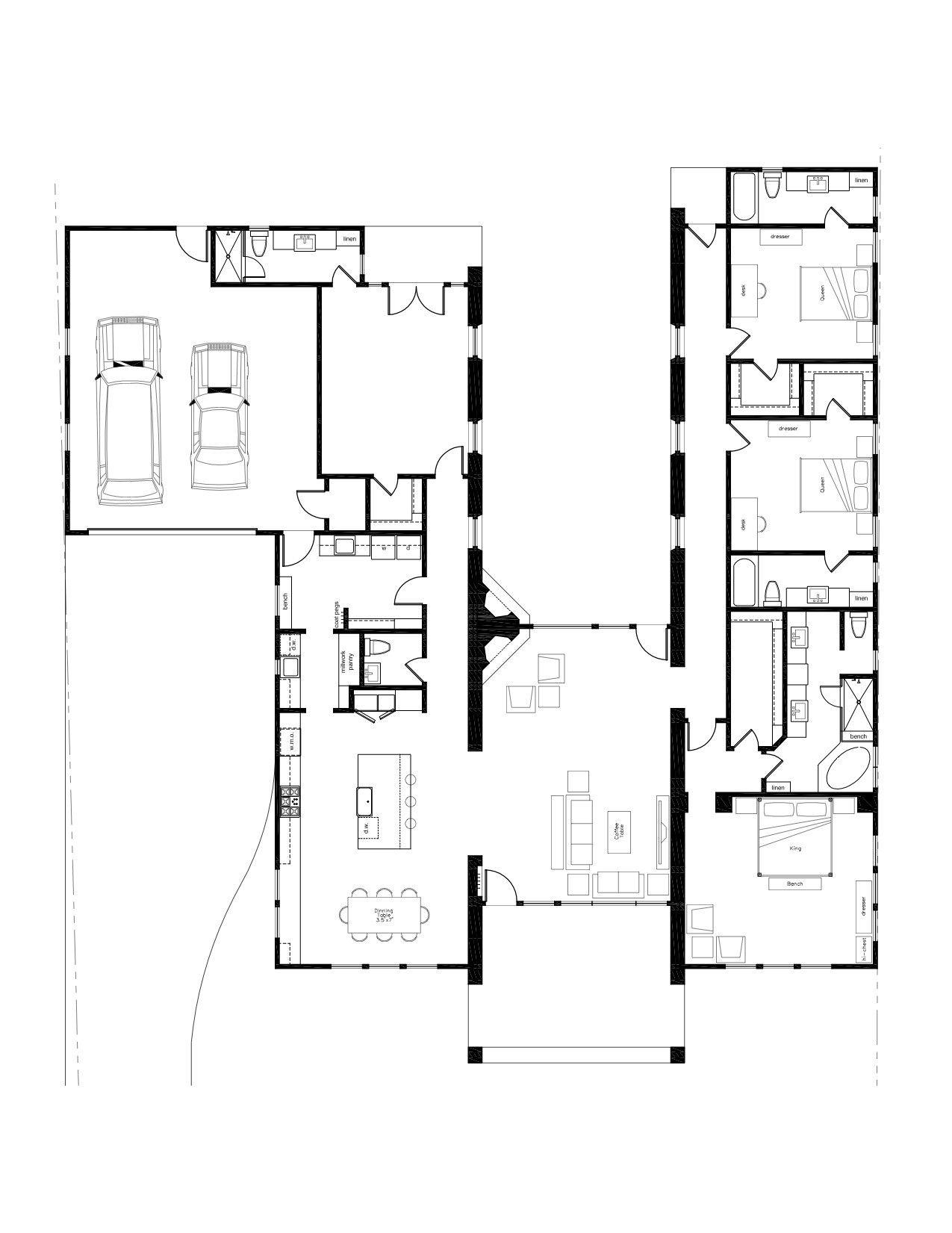 Floor Plans Mcm League Modern Floor Plans Unique Floor Plans Floor Plans