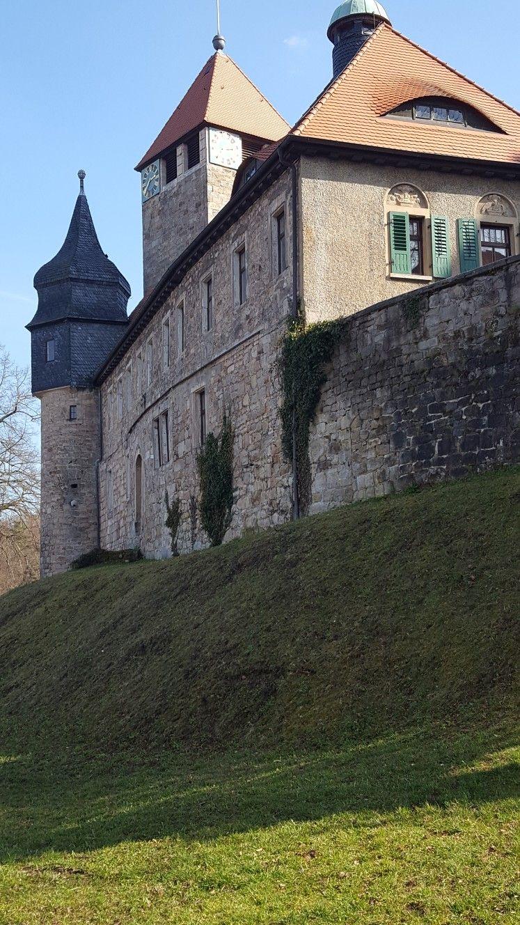 Schloss Elgersburg Burg Schloss Bilder