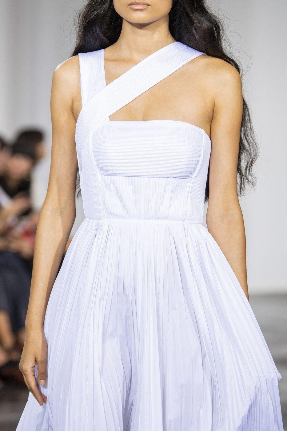 Gabriela Hearst At New York Fashion Week Spring 2019 In 2018 Ready