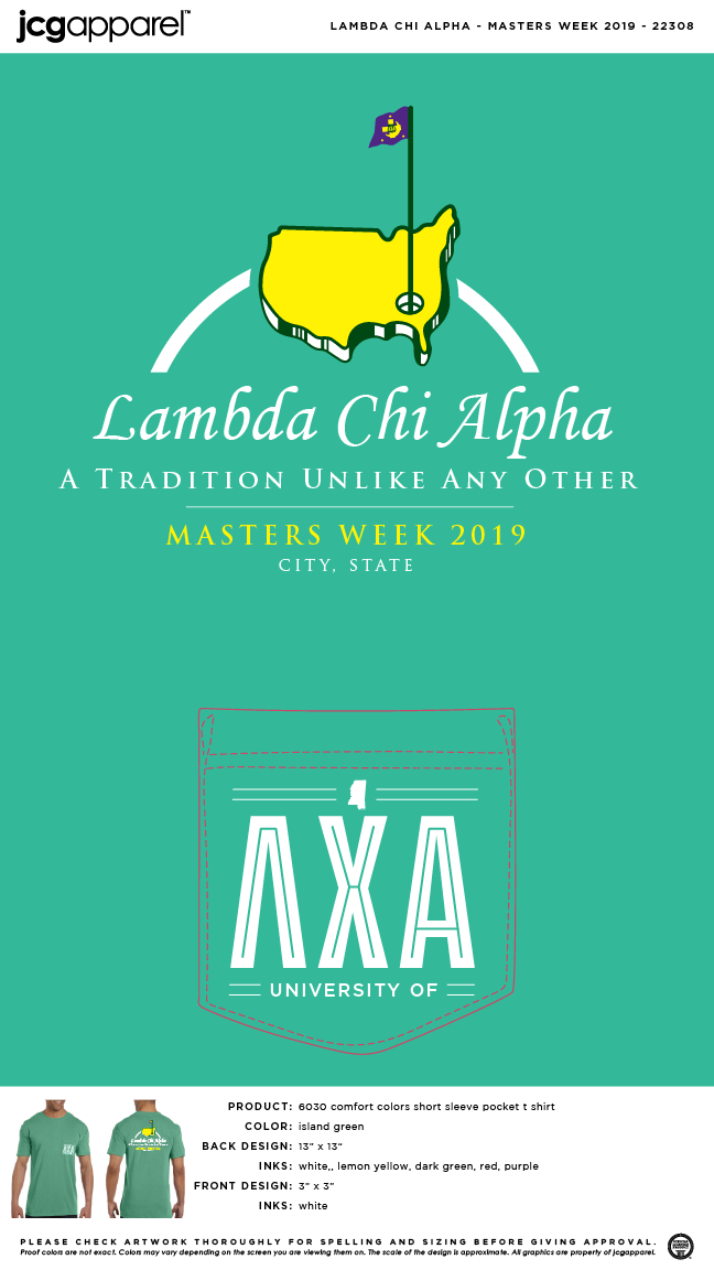 Lambda Chi Alpha Masters Week Shirt Fraternity Masters Week Greek Masters Week Lambdachialpha Lambdac Fraternity Shirt Design Lambda Chi Alpha Lambda Chi