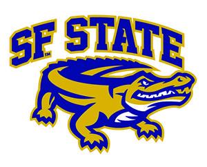 An Image Of The New Sf State Gator Mascot Mark Sfsu University