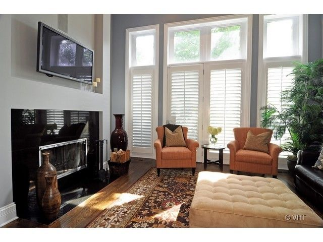 fireplace with no mantle | No Mantle Fireplace Decoration ...