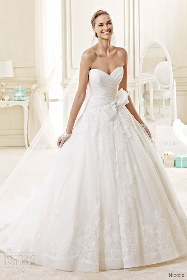 Nicole 2015 Wedding Dresses | Wedding, Dress wedding and Gowns