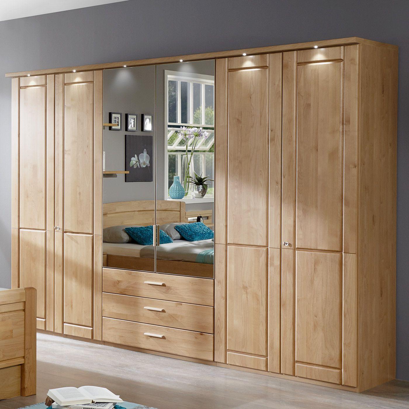 Schlafzimmer Schrank Holz Modern