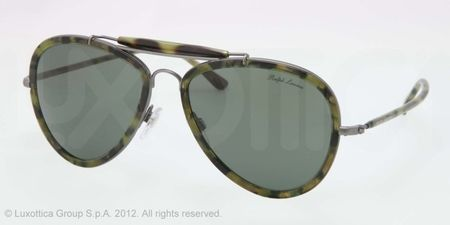 Ralph Lauren Rl7038w Sunglasses 924898 Camouflage Green 57 18