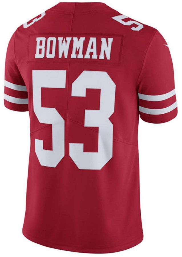 navorro bowman limited jersey