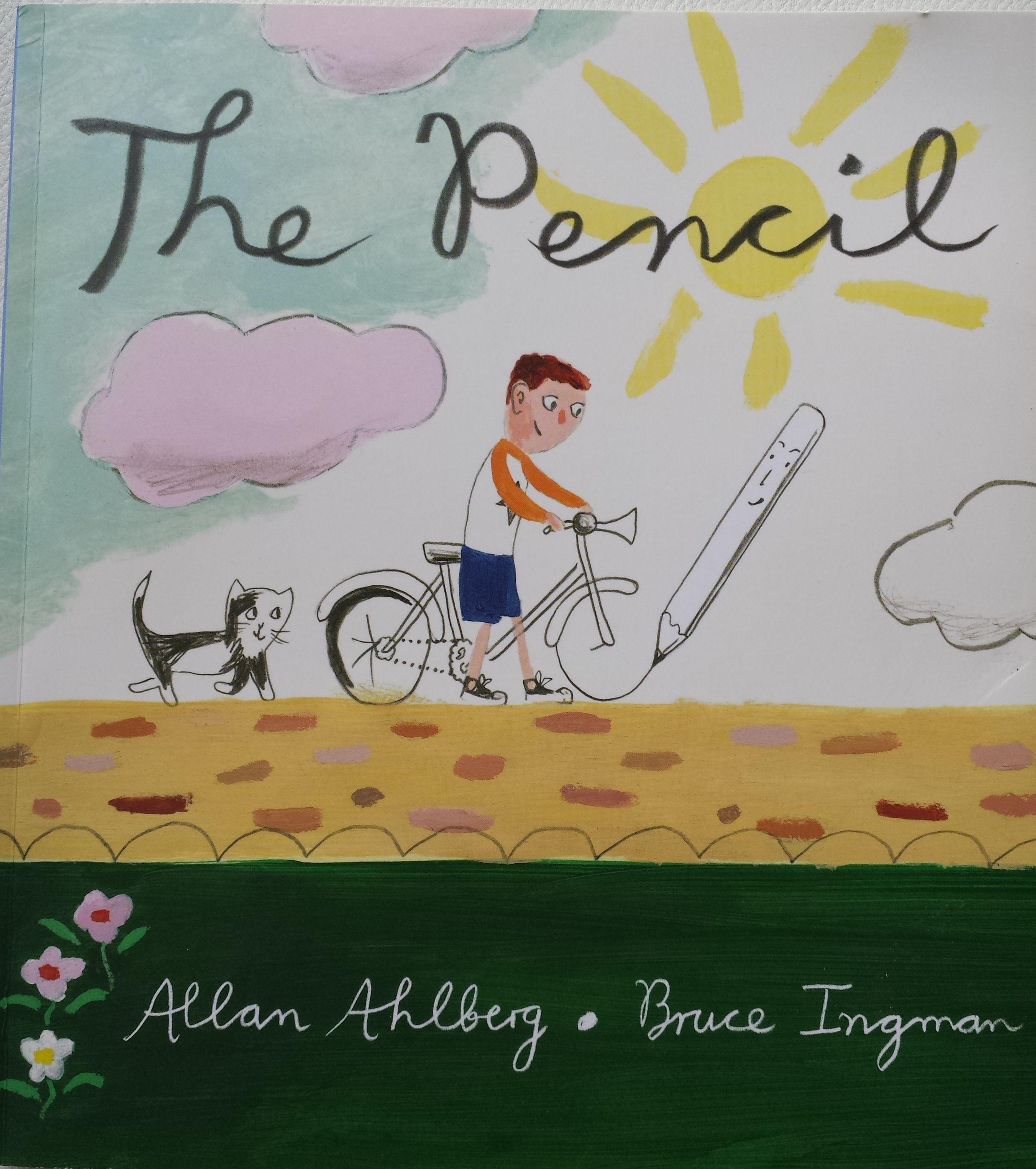 The Pencil Di Allan Ahlberg Autore Anche Di Each Peach