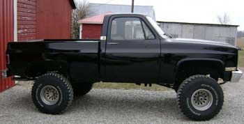 1985 chevy k10 want pinterest cars light truck and lifted 1985 chevy k10 sciox Choice Image