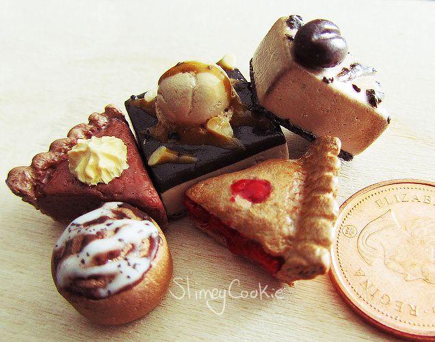 Desserts by SlimeyCookie on DeviantArt