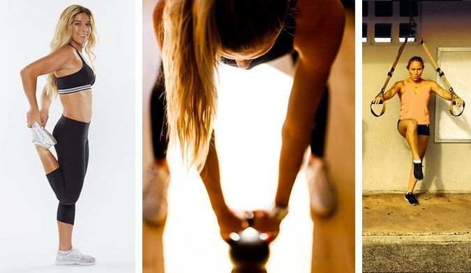 5 Women You Should Take Health and Fitness Tips From -  Coco Ho, Lakey Peteron, and Carissa Moore. T...