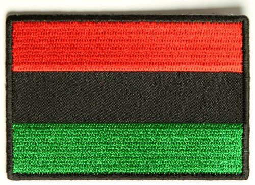 African Flag Patch - By Ivamis Trading - 3x2 inch Ivamis ... https://www.amazon.com/dp/B008FZWQQ8/ref=cm_sw_r_pi_dp_S6DzxbYM2JPQT
