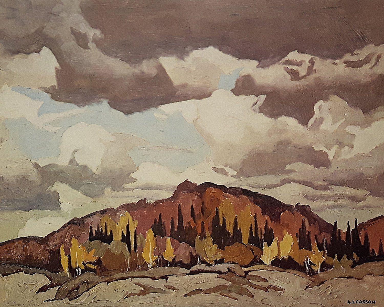 best canadian artists painters