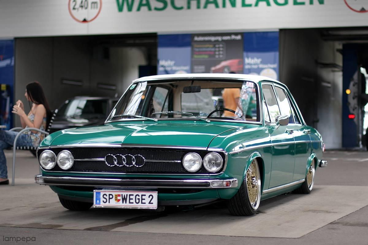 Old school Audi who can name the model? | Luxury Lifestyle ...