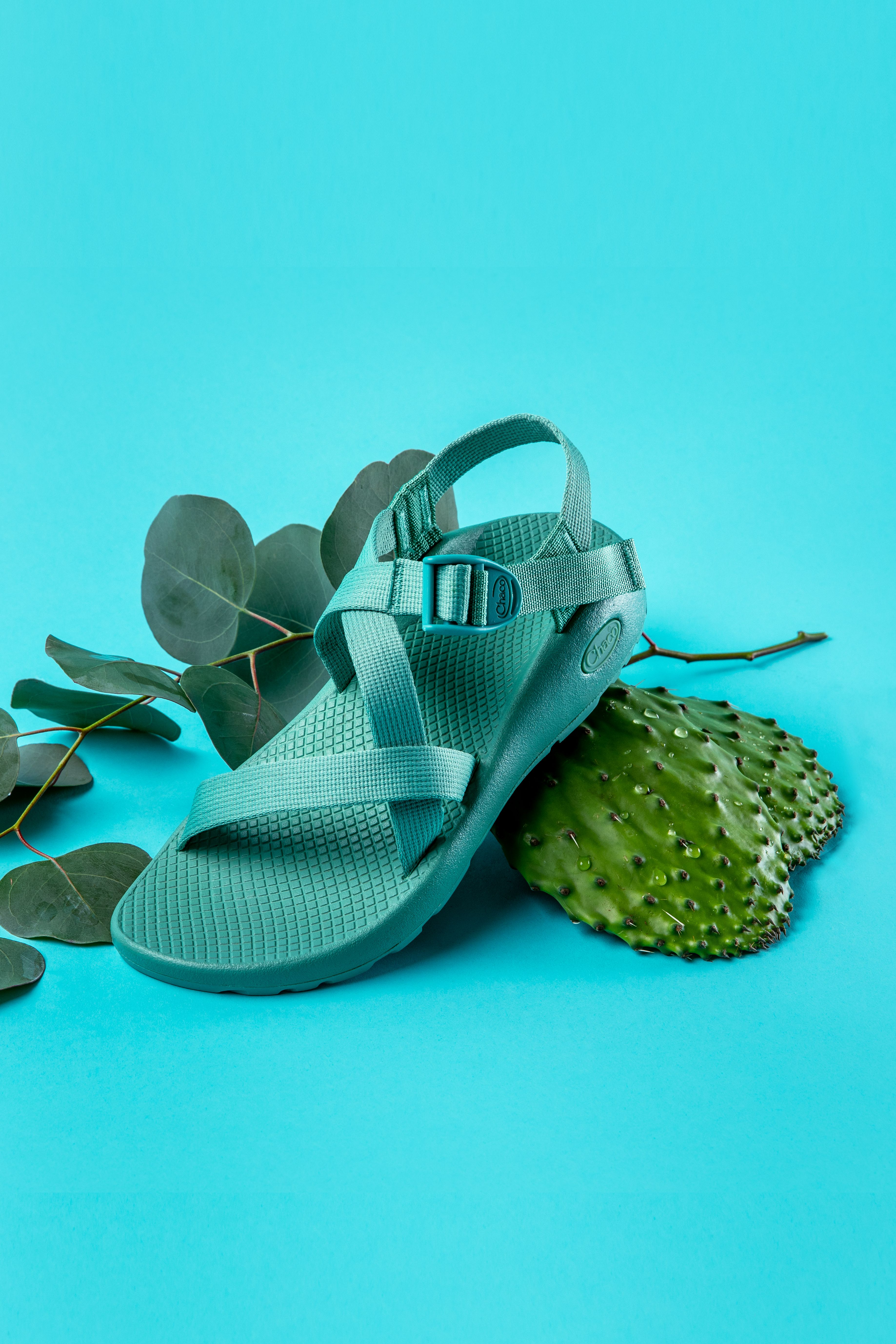cb13787fc29 Get dancing in bold green with Chaco's Z/Chromatic: Creme de Menthe ...