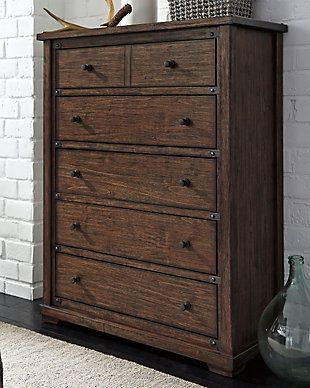 Zenfield Chest Of Drawers Furniture Chest Of Drawers Drawers