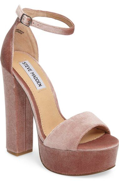 Steve Madden Gonzo Platform Sandal (Women) available at #Nordstrom