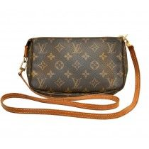 Louis Vuitton Pochette i Monogram Canvas