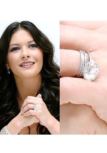 Catherine Zeta Jones Wedding Ring