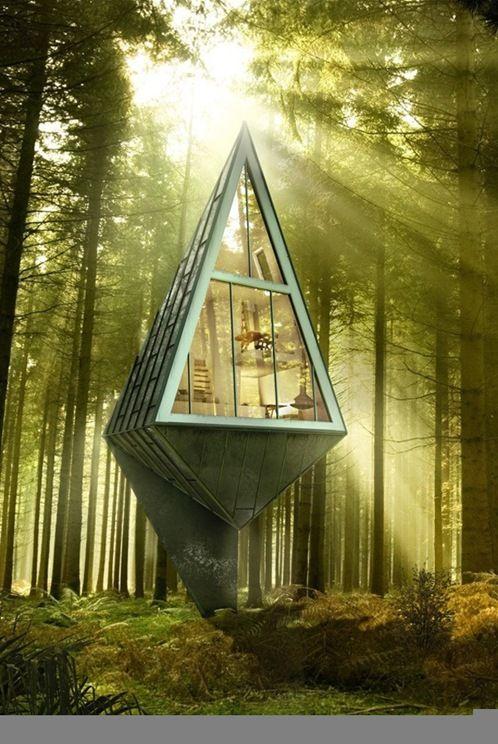 Современная архитектура-дизайн-Эко-дружественных-дерево-дом-дом (1)