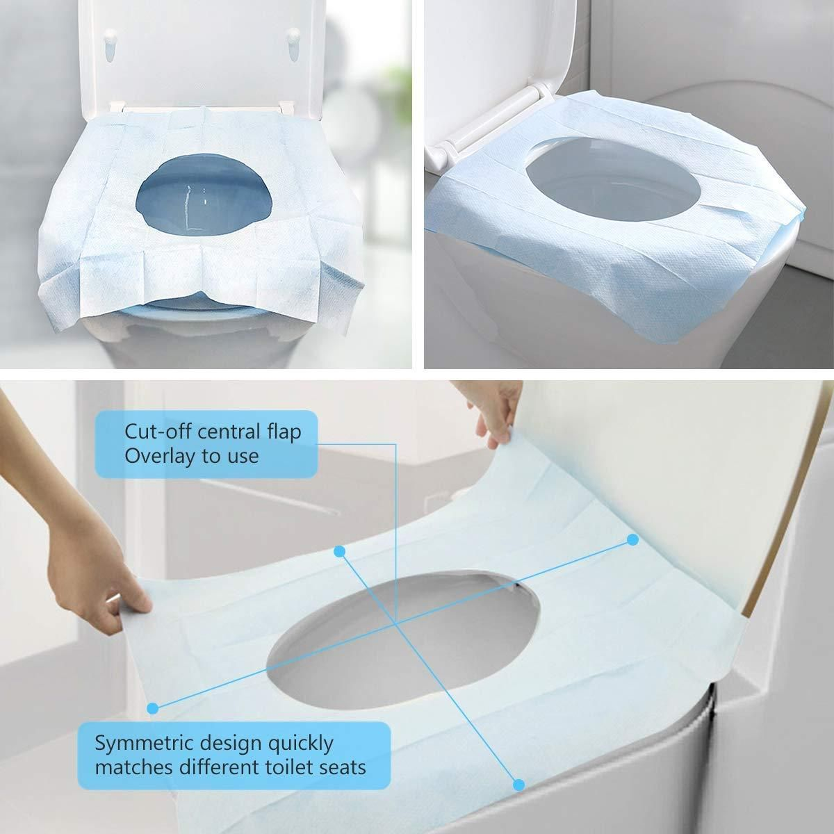 Skrten Disposable Portable Toilet Pad With Images Portable