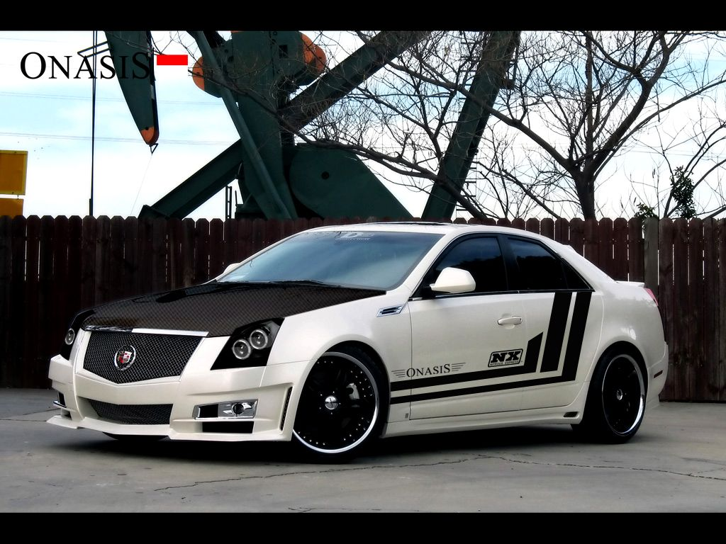 Modified custom cadillac cadillac cts modified by onasis27 interior trim for the cadillac
