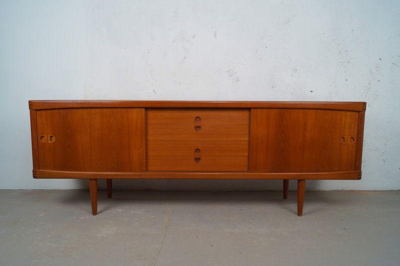 Sideboard 60er Jahre mid century modern teak sideboard 60er h w klein teak mid