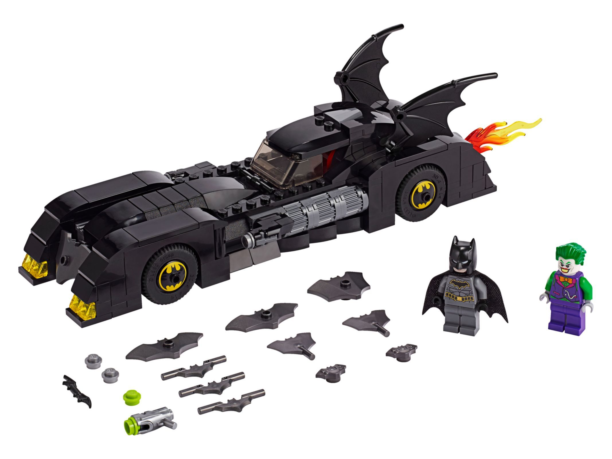 Batmobile™: Pursuit of The Joker