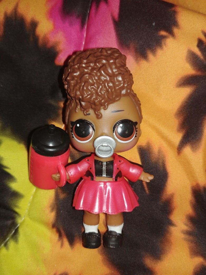 Dolls & Bears Lol Series 4 Underwraps Thrilla Big Sister Doll Fashion, Character, Play Dolls