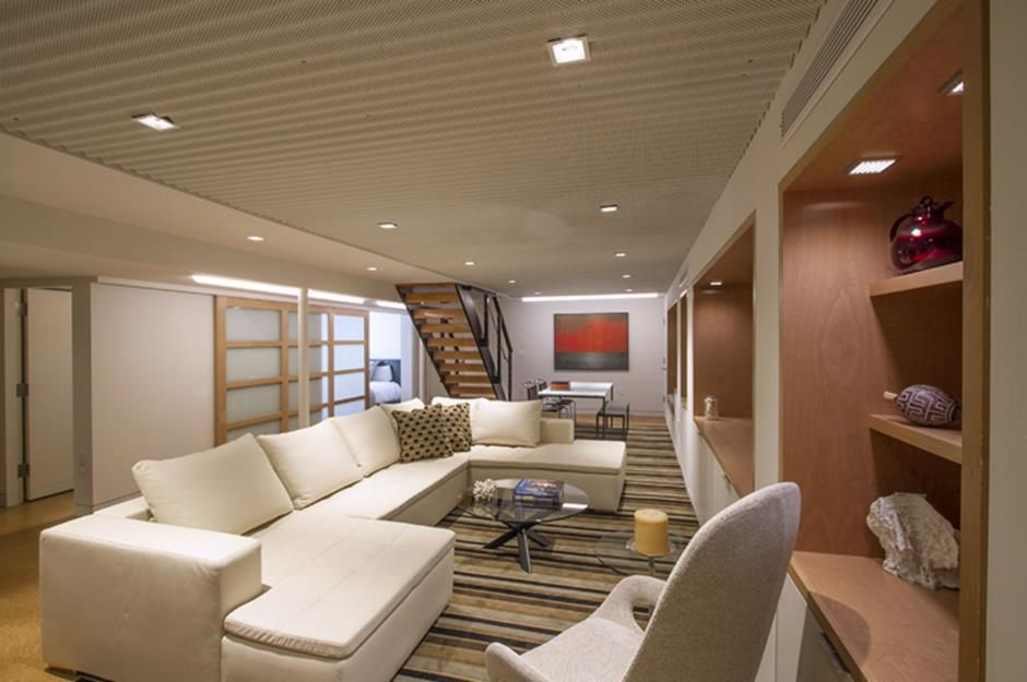 30 Beautiful Basements That Are Filled With Light Loveproperty