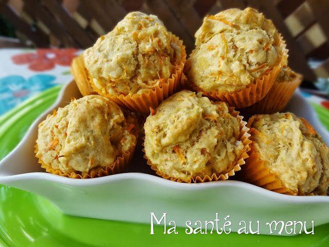 Idee Recette Dessert Rapide Et Facile Muffins Son Ananas Carottes