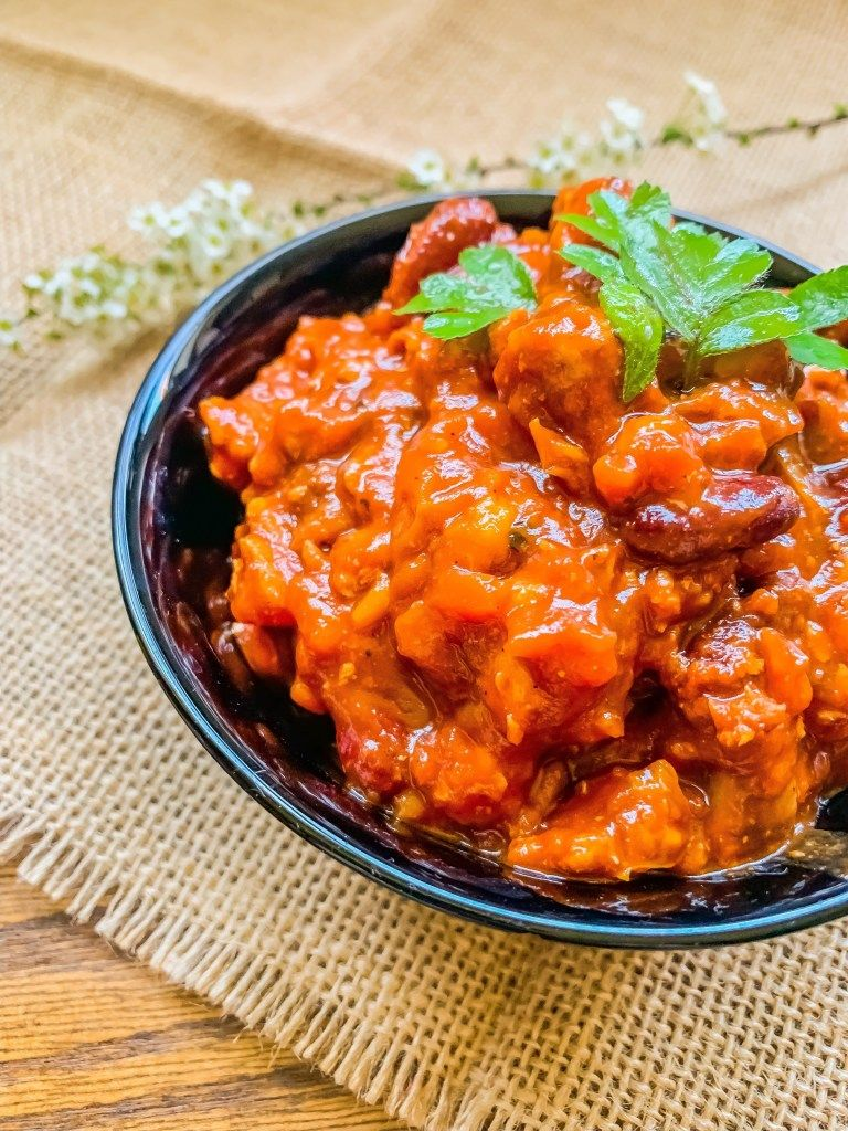 The Amazing Turkey Chilli | Recipe | Turkey chilli ...
