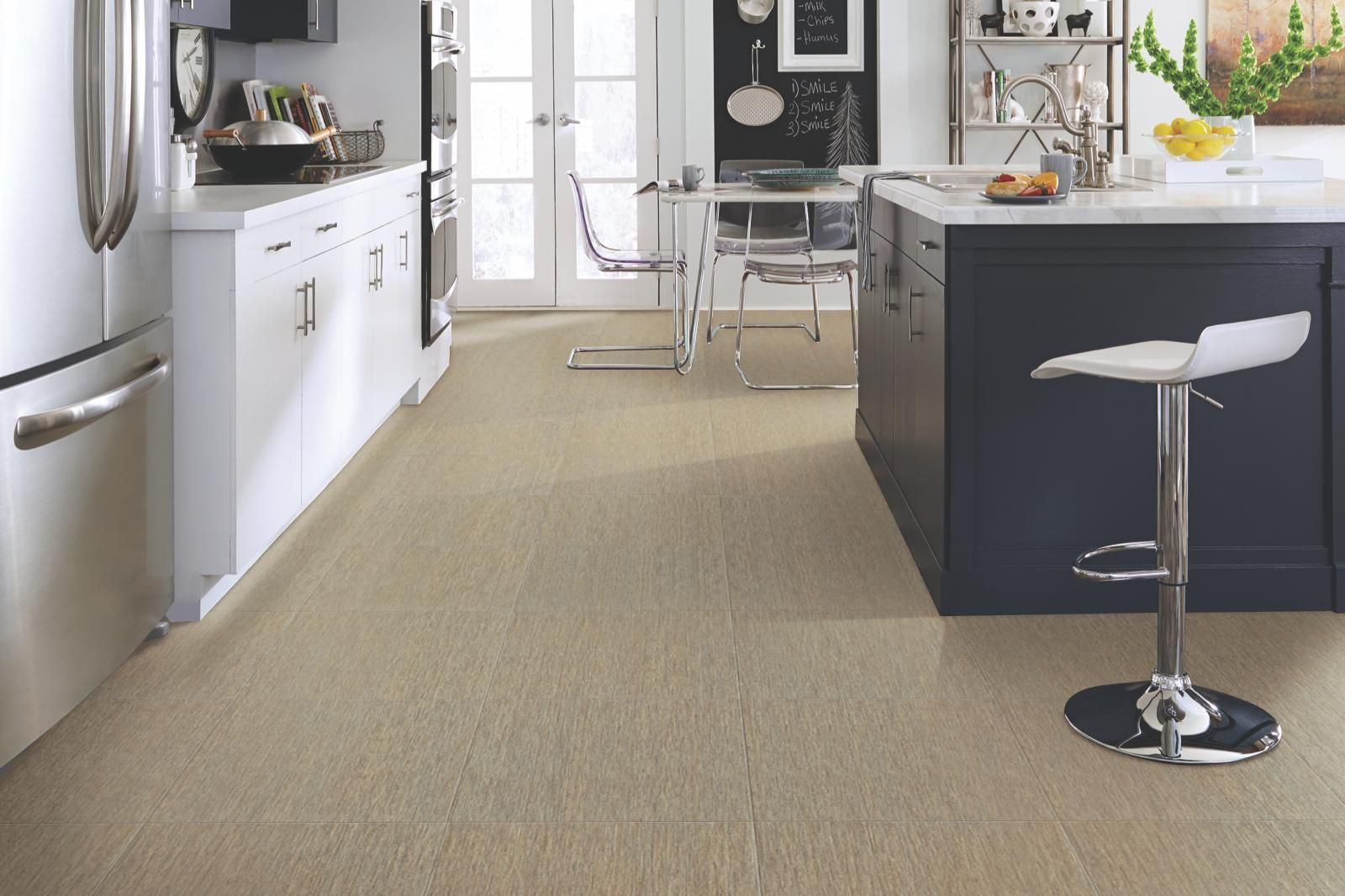 our new adura in vibe linen - Mannington Flooring