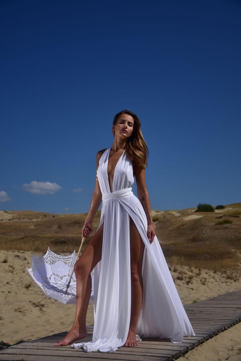 Multiway dress infinity dress convertible dress bridal dress