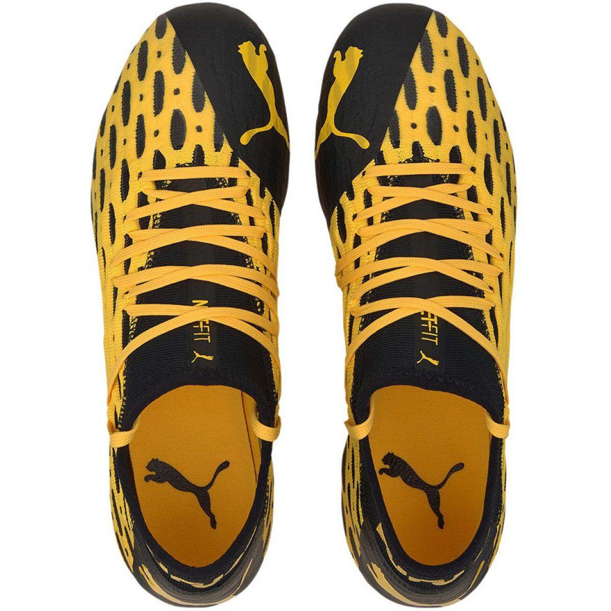 Buty Pilkarskie Puma Future 5 2 Netfit Fg Ag M 105784 03 Zolte Zolte Light Boots Boots Hiking Boots